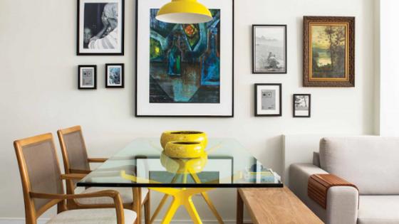07 dicas infalíveis para decoração de apartamento até 59 m²